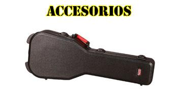 Accesorios para guitarra y bajo