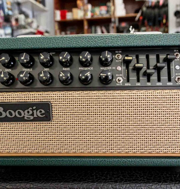 Mesa Boogie Mark V 25w Front