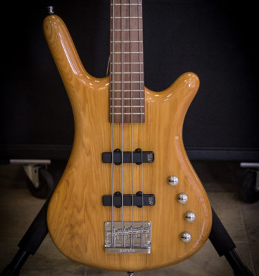 RockBass by WW Corvette