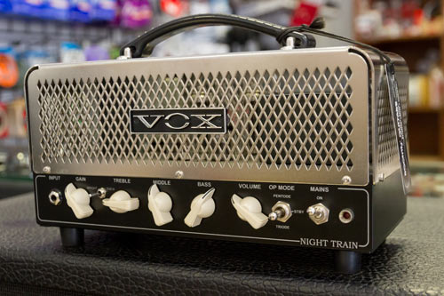 Vox Night Train NT15H Head Front