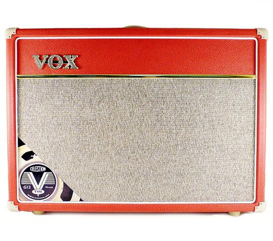 Vox AC15 C1 Rojo (Ed. Limitada)