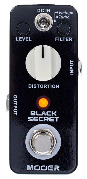 Mooer Black Secret Distorsion