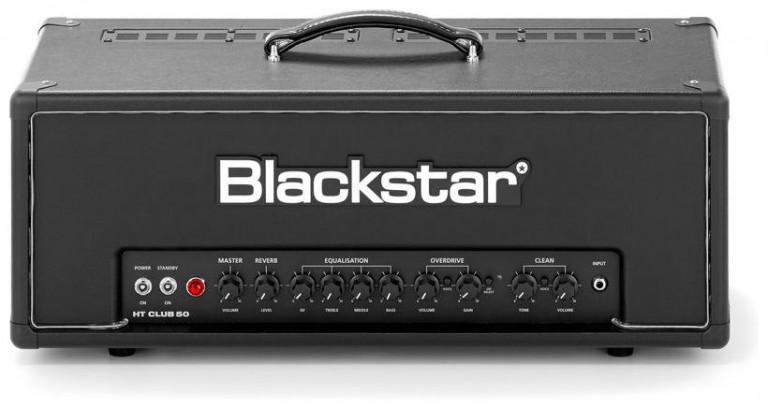 Cabezal a válvulas Blackstar HT Club 50