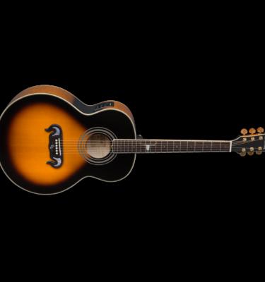 LTD GL-J2E Tombstone George Lynch- Guitarra electroacústica