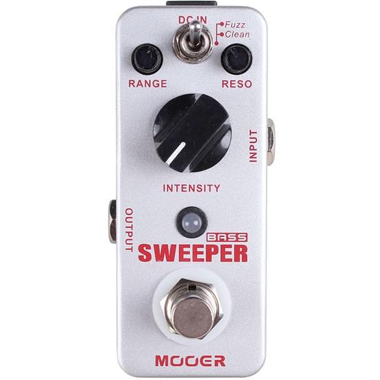 Mooer Sweeper - Pedal Filtro para Bajo