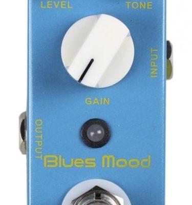 Mooer Blues Mood - Pedal Overdrive para Blues