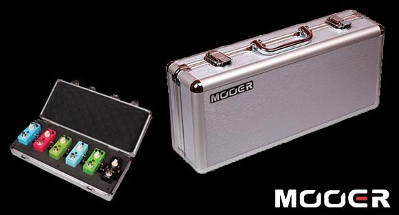 Mooer Firefly M6 - Flightcase