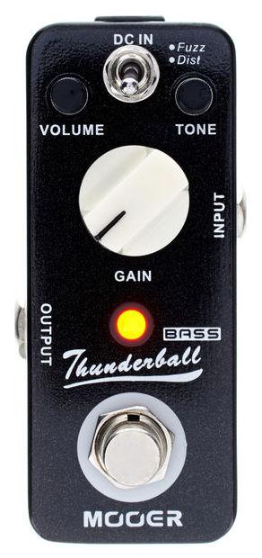 Mooer Thunderball Bass Fuzz