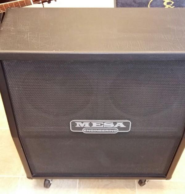Pantalla Mesa Boogie 4x12 - Segunda Mano