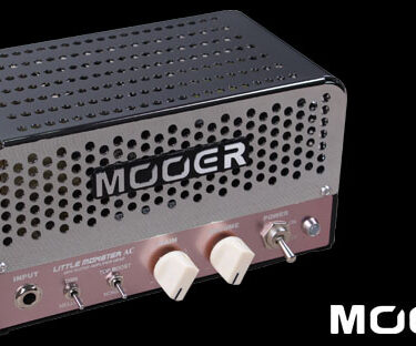 Cabezal de Guitarra Eléctrica Mooer Little Monster AC