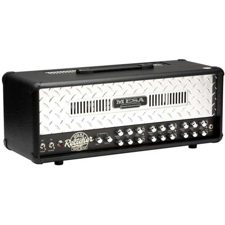 Mesa Boogie Dual Rectifier 100W - Cabezal de Guitarra