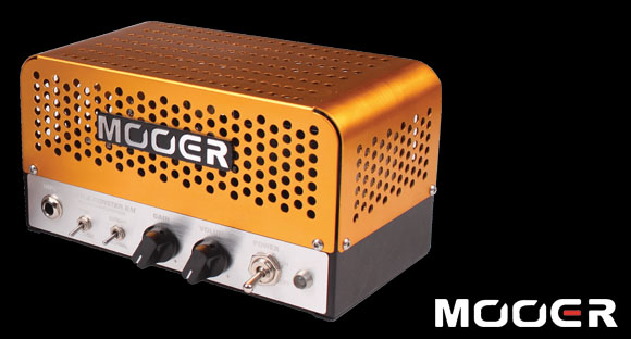Mooer LITTLE MONSTER BM Cabezal de guitarra