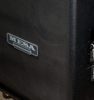 Mesa Boogie 4x12 Black Rhino